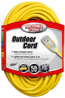 12-3 50' Extension Cord