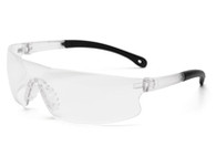 Invasion Clear Anti Fog Safety Glasses