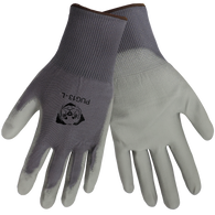 Gray General Purpose Work Glove (Dozen)