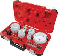 19-pc Master Electrician's Hole Dozer™ Hole Saw Kit
