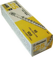 .25 Cal Yellow Strip Fastener Load (100/Box)