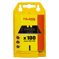 Tajima V-Rex II Tempered Utility Blades 100pack