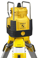 Stabila Self Leveling Rotating Laser with Receiver Tripod and Grade Rod