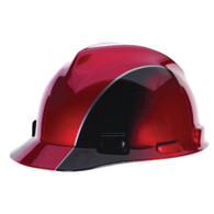Red Graphic Rally Cap