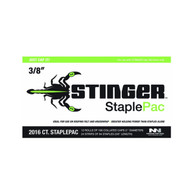 5/8 Stinger Cap Staples (2000cnt)