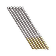 "2 1/2""-Inch 15-Gauge Galvanized DA Finish Nails (1000 Pieces)"
