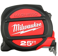 Milwaukee 25' Tape Measure