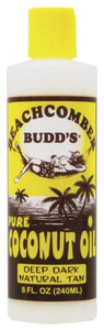 Beachcomber Budd's Scented 100% Pure Coconut Oil 8oz