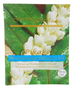 Forever Florals Hawaii Pikake Facial Face Mask 0.78oz