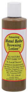 Amazing Maui Babe Browning Tanning Lotion 8oz