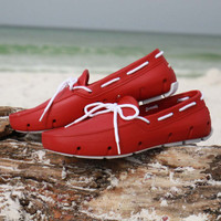 Red & White / Men's Giller