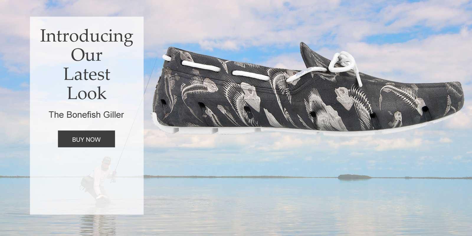 Men's Boat Shoe Bonefish Tucket Giller