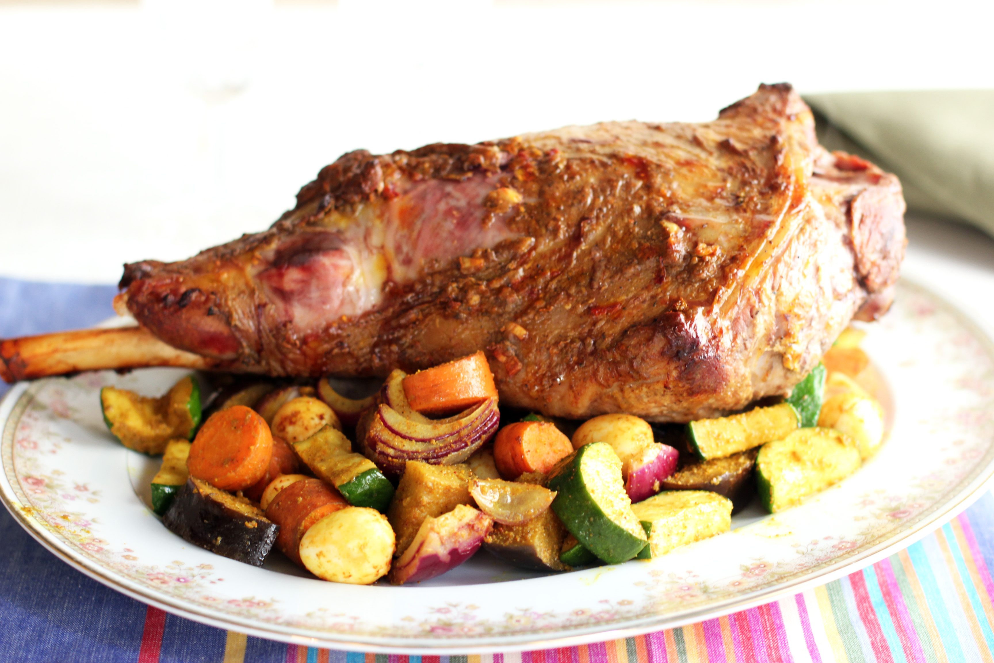 Mouth-Watering Leg of Lamb China Box Recipe - Latin Touch, Inc. for Cooked Lamb Meat  76uhy