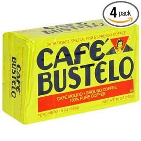 Cafe Bustelo 10 oz. Brick