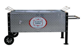 La Caja China SP-150 - Silver - Latin Touch