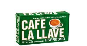Cafe La Llave 10 oz. Bricks (Pack of 4)
