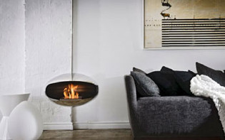 Cocoon Aeris Stainless Steel (Hanging Model)