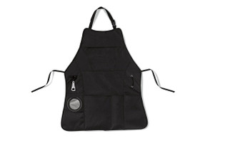 Grill Master Apron in Black - Latin Touch