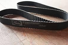 "1000H075 100"" PowerGrip Timing Belt | Jamieson Machine Industrial Supply Company"