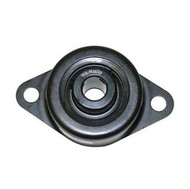 "SRF12 Rubber Mounted Flange Blocks 3/4"" Bore"