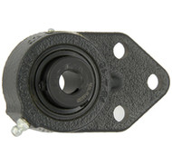 "FB16 Standard Duty Three Bolt Flange 1"" Bore"