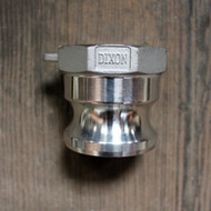 """A100 1"""" Stainless Steel Camlock 