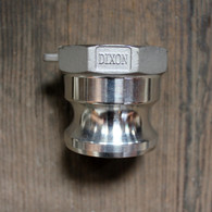 """A150 1-1/2"""" Stainless Steel Camlock 