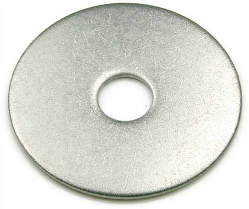3/8 x 1-1/4 Stainless Fender Washer (50 Count)   Jamieson Machine Industrial Supply Company