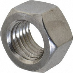 1-14 Stainless Hex Nuts (10 Count) | Jamieson Machine Industrial Supply Company
