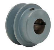 "BK60 x 1"" Sheave | Jamieson Machine Industrial Supply Co."