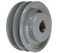 "2AK32 x 1/2"" Sheave | Jamieson Machine Industrial Supply Co."