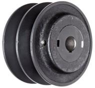 "2VP50 x 1"" Bore Sheave | Jamieson Machine Industrial Supply Co."