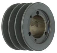 3A6.2/B6.6 QD Multi-Duty Sheave | Jamieson Machine Industrial Supply Co.