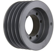 4A3.4/B3.8 QD Multi-Duty Sheave | Jamieson Machine Industrial Supply Co.