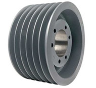 6A4.8/B5.2 QD Multi-Duty Sheave   Jamieson Machine Industrial Supply Co.