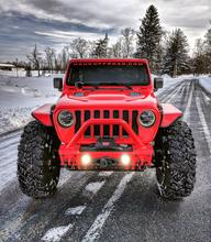 JL Front Bumper