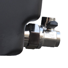 EZ Oil Drain Valve for LS3