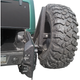 Pivoting Tire Carrier