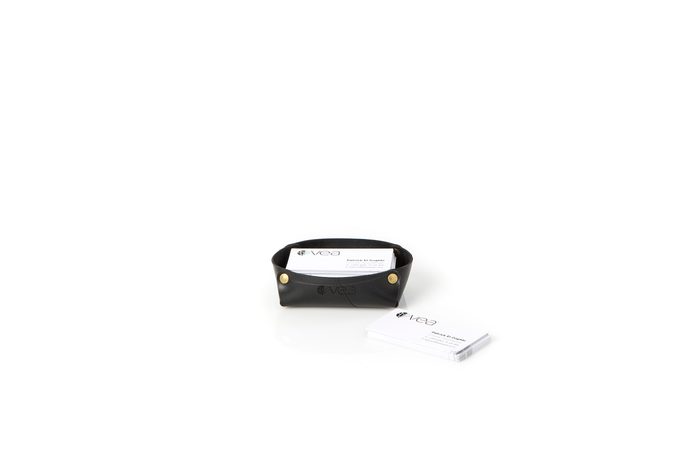 Vea Business Card Holder