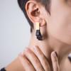 Gold Winged Earrings