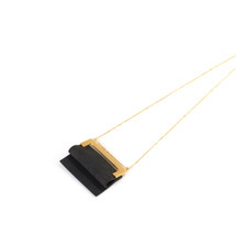 Gold Square Pendant