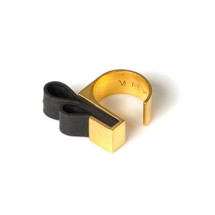 Gold Winged Ring