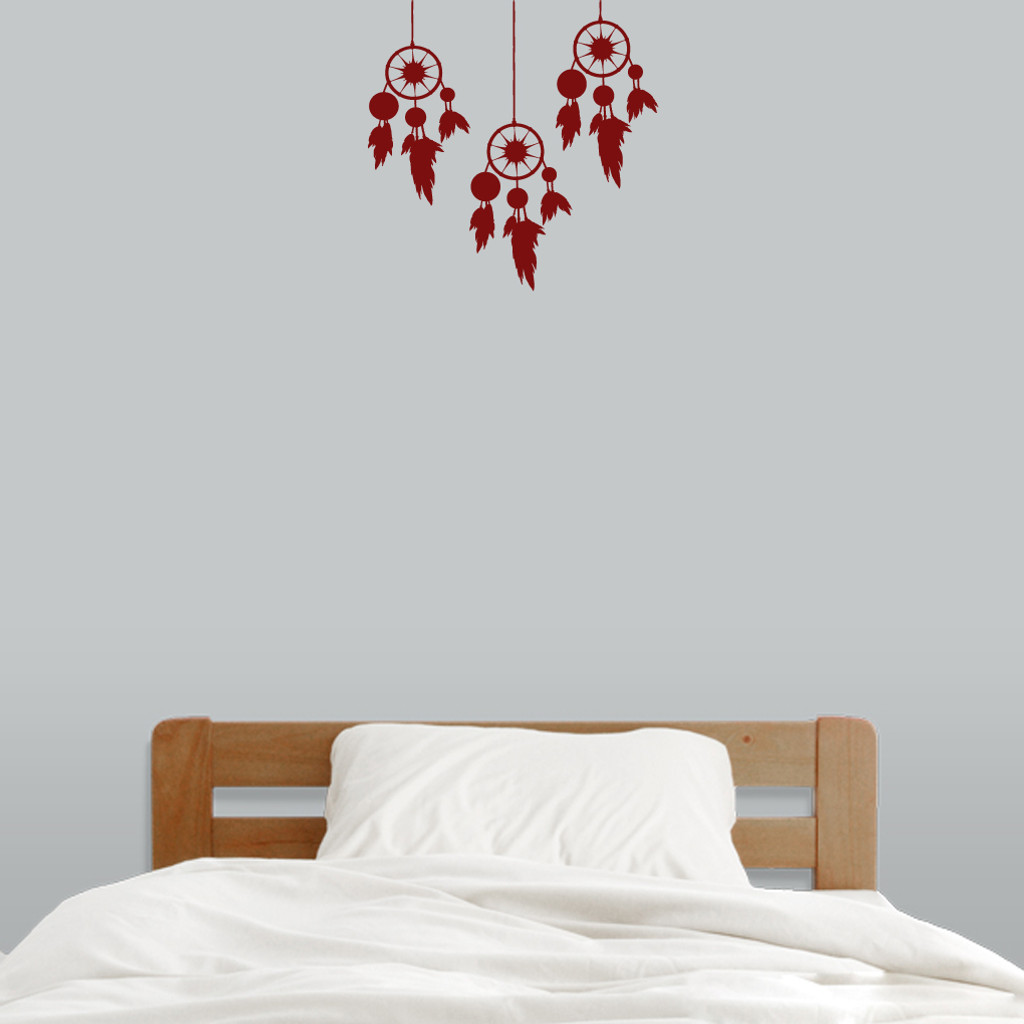 Small wall stickers images home wall decoration ideas dream catchers wall decals wall decor stickers dream catchers wall decals small sample image amipublicfo images amipublicfo Gallery