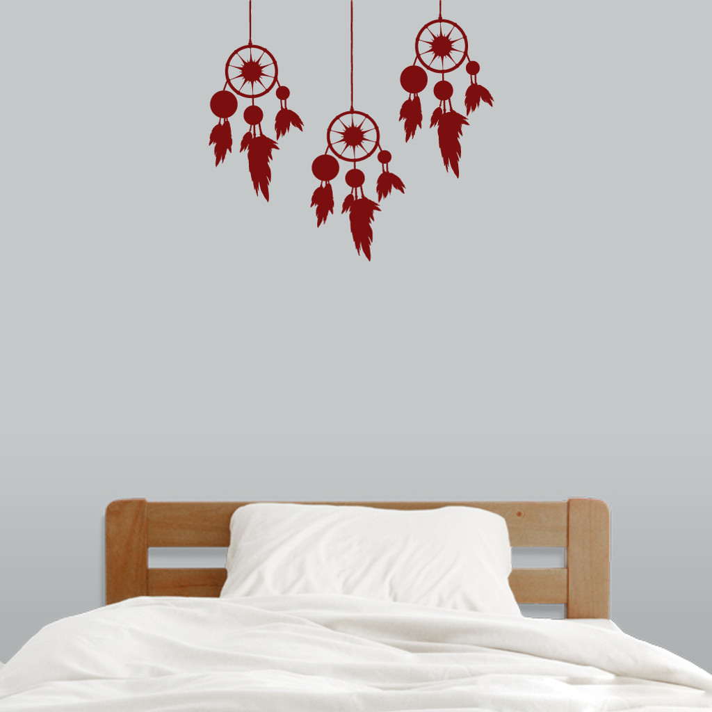 Dream catchers wall decals wall decor stickers dream catchers wall decals medium sample image amipublicfo Gallery