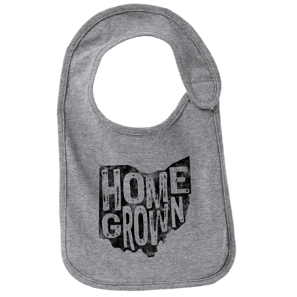 Homegrown Baby Bib