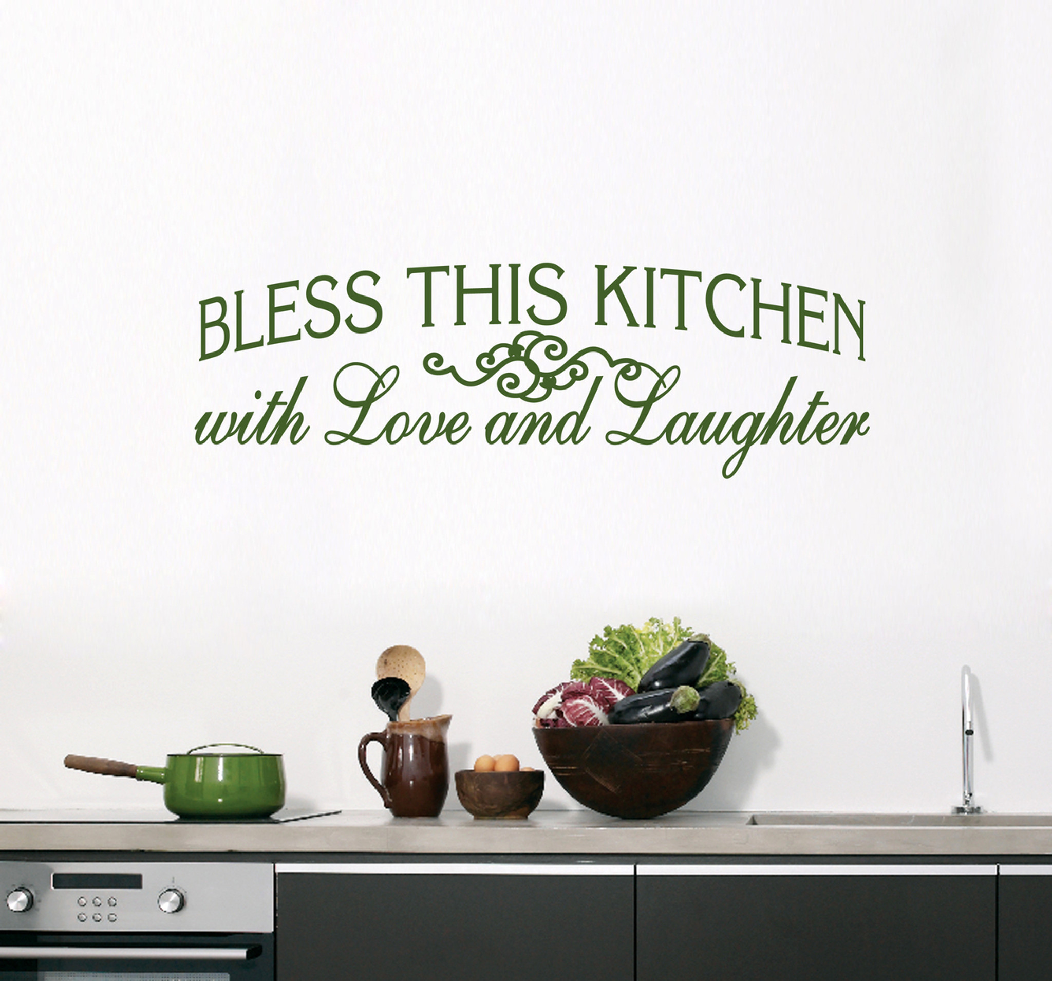 Wall Decals For Kitchen | Wall Decals Stickers For Dining Room Kitchen Sweetums Wall