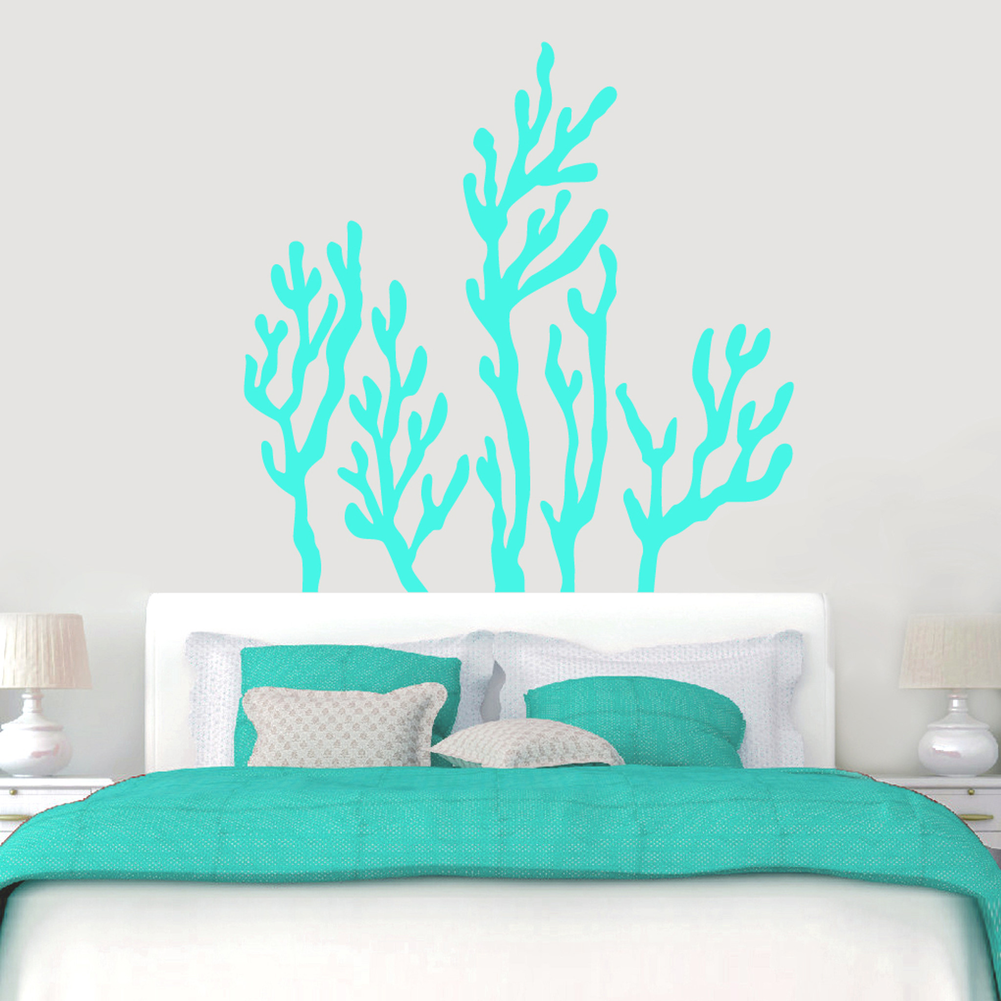 Coral Reef Wall Decals Wall Decor Stickers