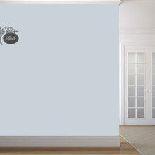 """Bath Sign Wall Decals 12"""" wide x 12"""" tall Sample Image"""
