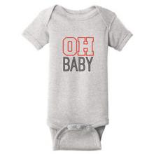 Heather OH BABY Ohio Infant Onesie T-Shirt
