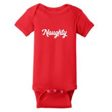 Naughty Infant Onesie T-Shirt